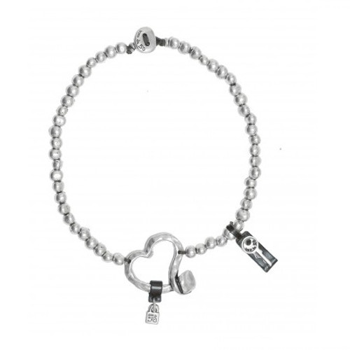 Heartfelt Necklace - UNO de 50