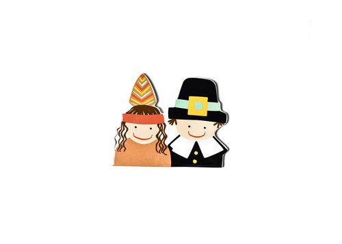 Pilgrim and Indian 2 Mini Attachment by Happy Everything!