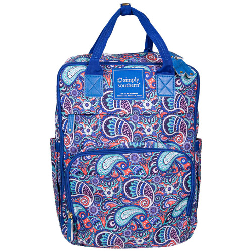 Paisley Backpack by Simply Southern
