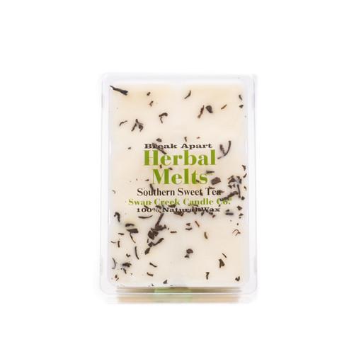 Southern Sweet Tea 5.25 oz. Swan Creek Candle Drizzle Melts