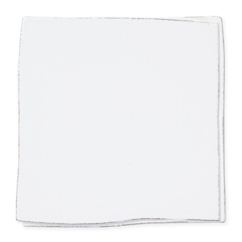 Vietri Lastra White Trivet - Special Order