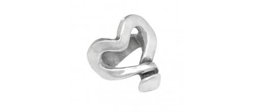 Nailed Heart Ring - Size M - UNO de 50