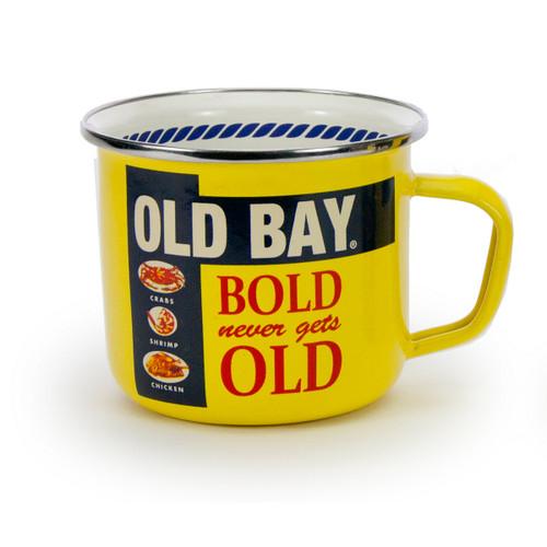 Set of 4 - Old Bay Grande Mug by Golden Rabbit - Special Order