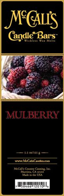 Mulberry McCall's Candle Bar