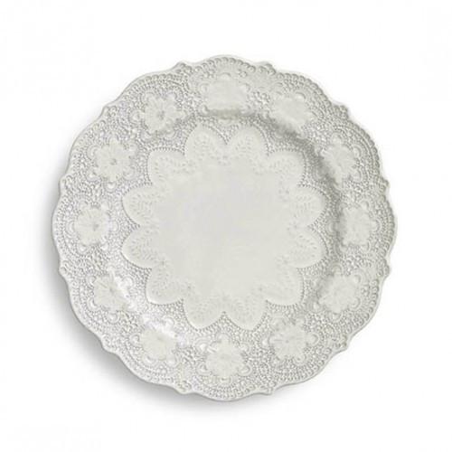 Merletto Antique Dinner Plate - Arte Italica