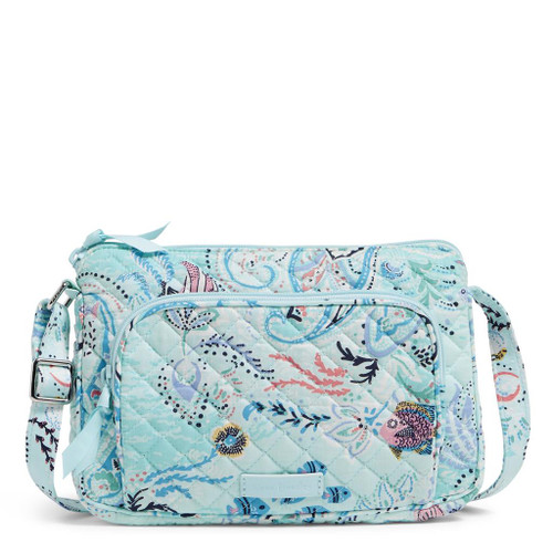 RFID Little Hipster Paisley Wave by Vera Bradley
