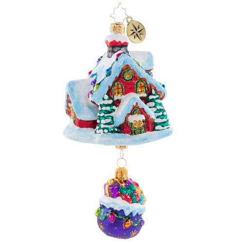 Up, Up And Away! Ornament by Christopher Radko