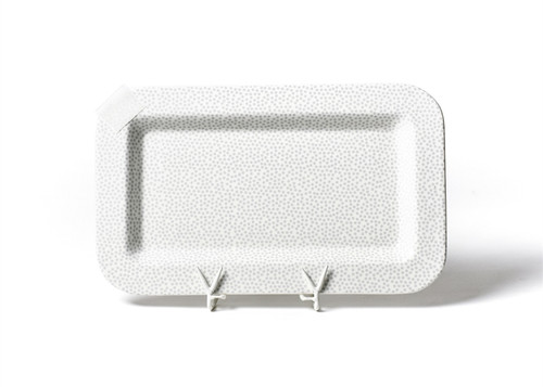 Stone Small Dot Mini Entertaining Platter by Happy Everything!