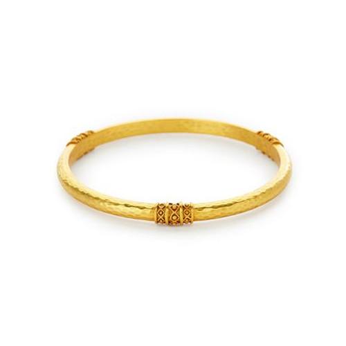 Julie Vos Catalina Medium Bangle Bracelet