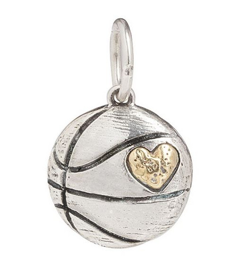 Basketball Love Personal Vocabulary Charm by Waxing Poetic