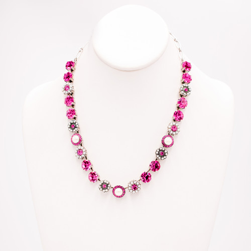 Savannah Rose Pearl Necklace by Mariana Jewelry