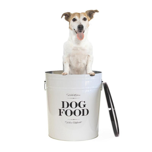 Small  Bon Chien Dog Food Storage Canisterby Harry Barker - Special Order
