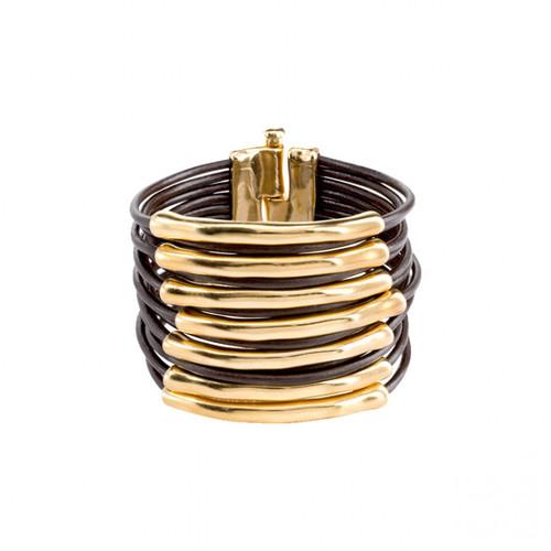 Gold Tu Bi Molt Bracelet - UNO de 50