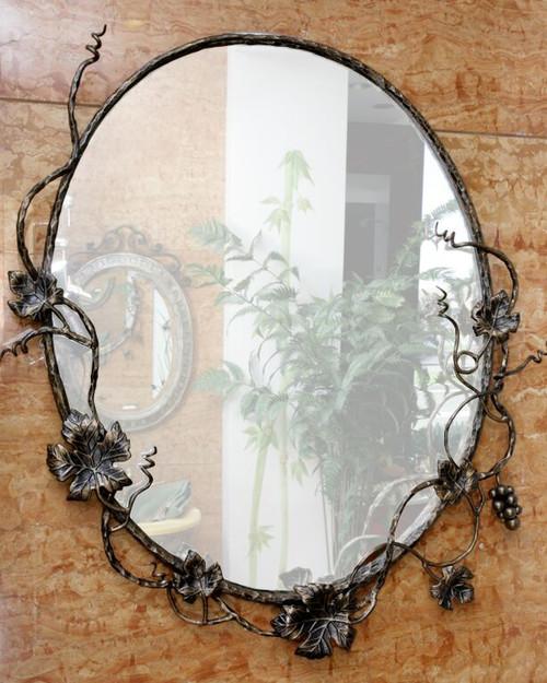 Vineyard Mirror by Bella Toscana