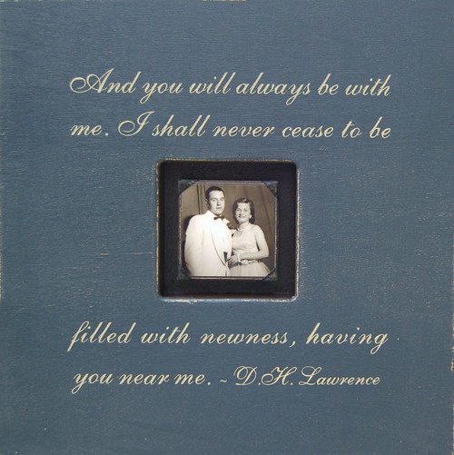 Slate And You Will Always Photobox by Sugarboo Designs - Special Order