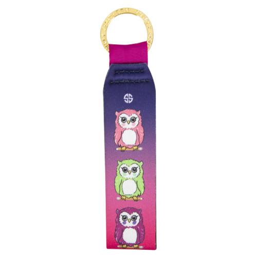 Owl Keyfob by Simply Southern