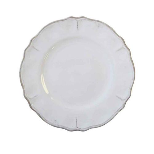 Rustica Antique White Salad Plate by Le Cadeaux