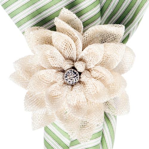 Dahlia Napkin Ring by Juliska - Special Order