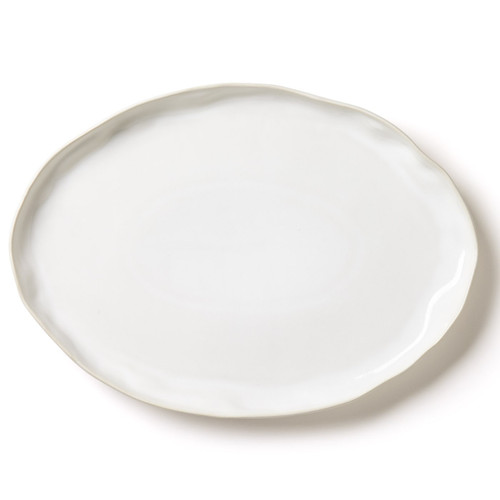 Vietri Forma Cloud Large Oval Platter - Special Order