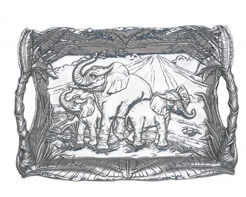 Elephant Clutch Tray by Arthur Court