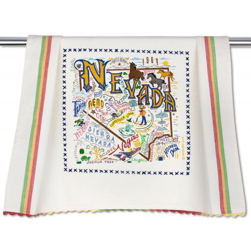 Nevada Dish Towel by Catstudio