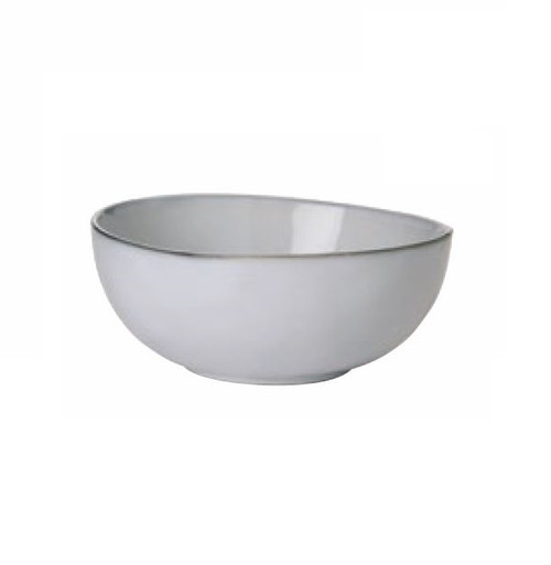 Quotidien White Truffle Coupe Bowl by Juliska - Special Order