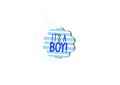 It's a Boy Mini Attachment by Happy Everything! - Available July