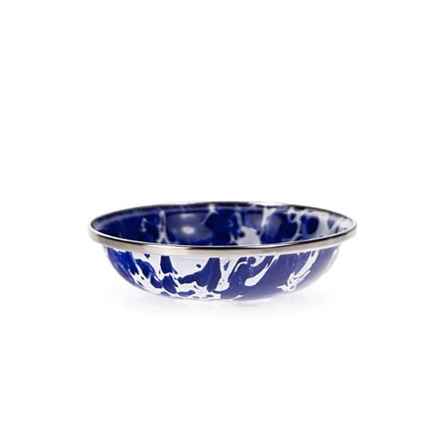 Set of 6 - Cobalt Swirl Tasting Dish by Golden Rabbit