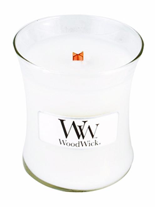 Island Coconut WoodWick Candle 3.4 oz.