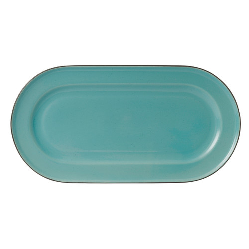 Gordon Ramsay Union Street Cafe Blue Serving Platter by Royal Doulton - Special Order