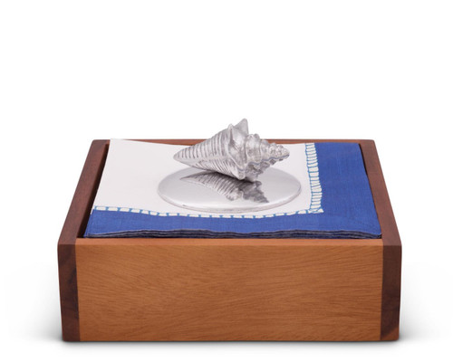 Shell Napkin Weight by Arthur Court 1