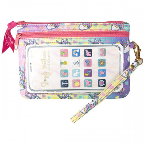 Unicorn Phone Wristlet by Simply Southern