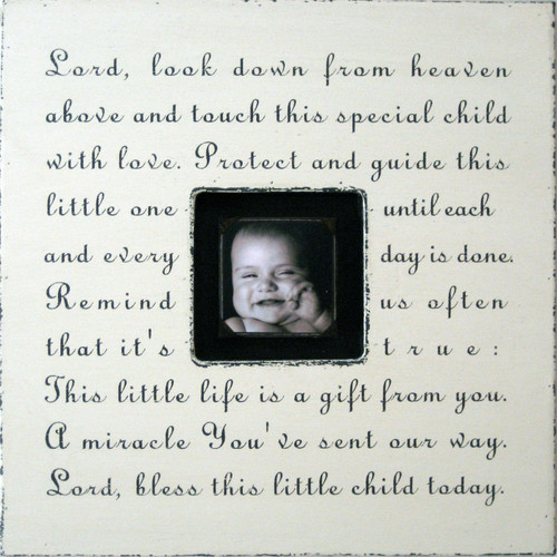 Cream Lord Look Down Photobox by Sugarboo Designs - Special Order