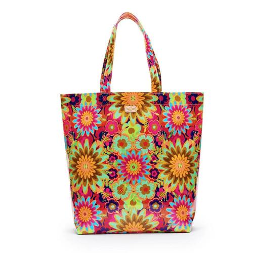 Trista Busy Floral Grab 'n' Go Basic by Consuela