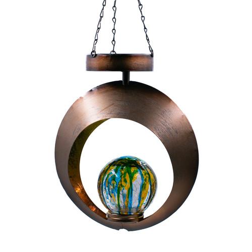 Solar Round Contempo Lantern by Regal Art & Gift