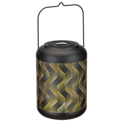 Shadow Lantern LG - Zig Zag by Regal Art & Gift