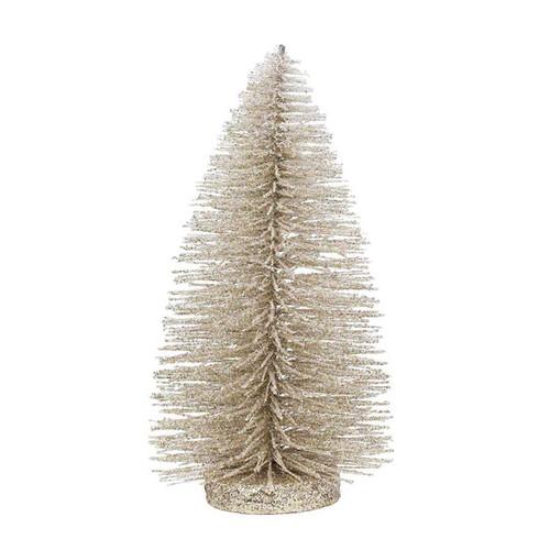 Xmas Basics Silver 8 in. Tree by ENESCO