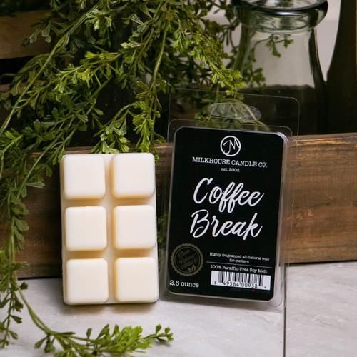 Coffee Break 5.5 oz. Fragrance Melt by Milkhouse Candle Creamery