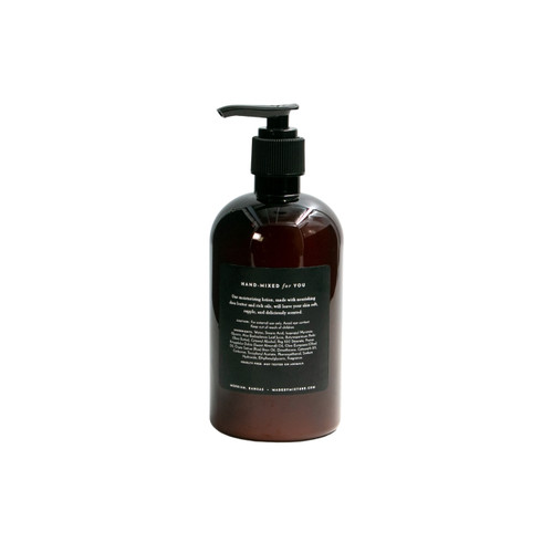 No. 95 Timber 12 oz. Mixture Man Body Lotion by Mixture