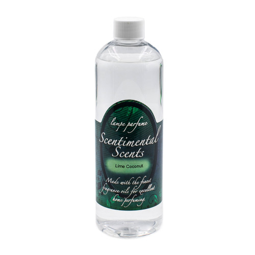 Lime Coconut Lamp Oil by Scentimental Scents
