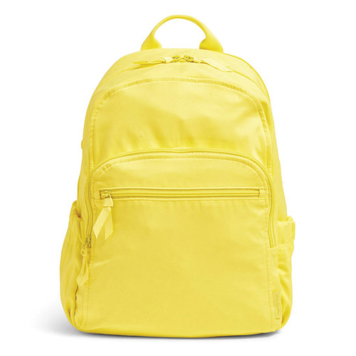 Campus Backpack Citronella Glow by Vera Bradley