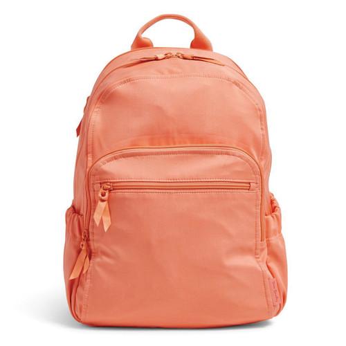 Campus Backpack Desert Flower Pink by Vera Bradley