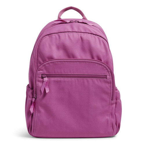 Campus Backpack Rich Orchid by Vera Bradley