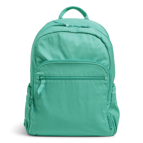 Campus Backpack Turquoise Sky by Vera Bradley