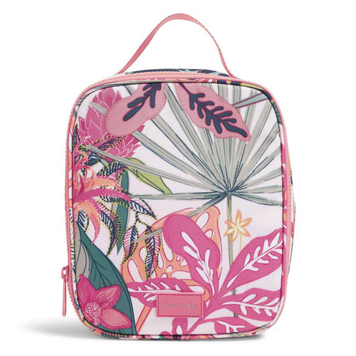 ReActive Lunch Bunch Rain Forest Canpoy Coral by Vera Bradley
