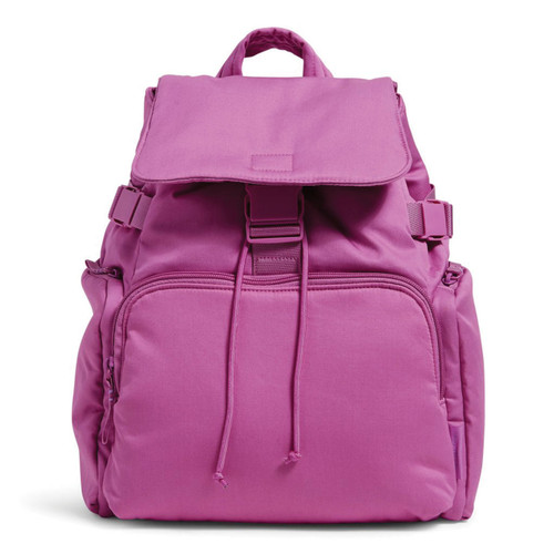 Utility Backpack Rich Orchid by Vera Bradley