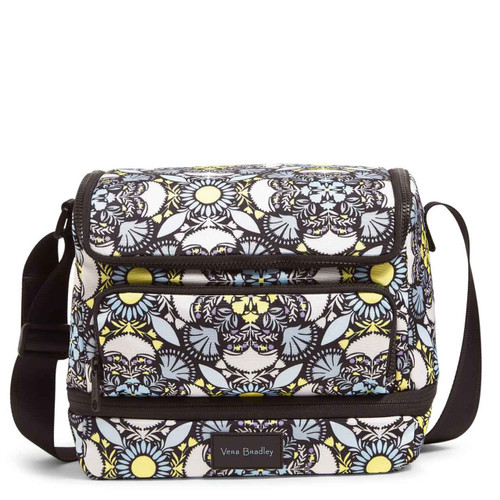 ReActive Expandable Lunch Cooler Plaza Medallion by Vera Bradley