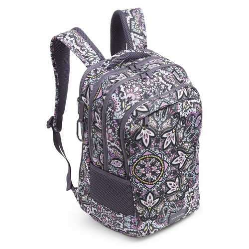 ReActive XL Backpack Plaza Medallion by Vera Bradley