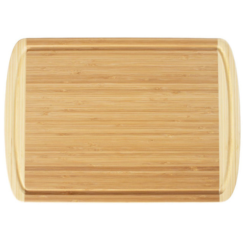 Kona Groove Carving Board by Totally Bamboo