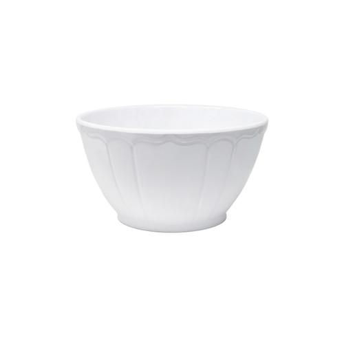 4.5 in. Desert Bowls (set of 4) Terra White by Le Cadeaux